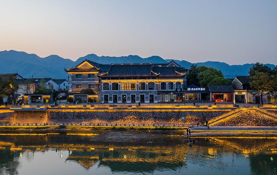宁波溪口夜泊君亭酒店