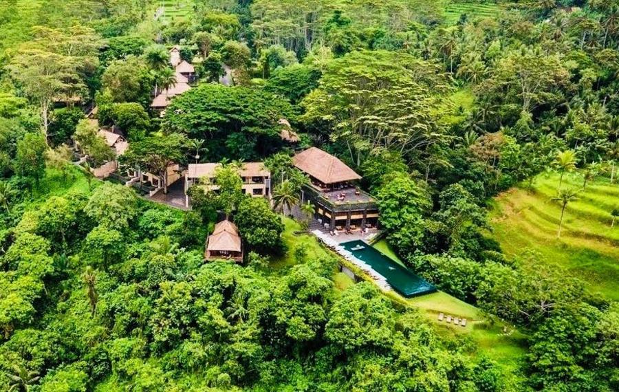 阿丽拉乌布酒店 Alila Ubud