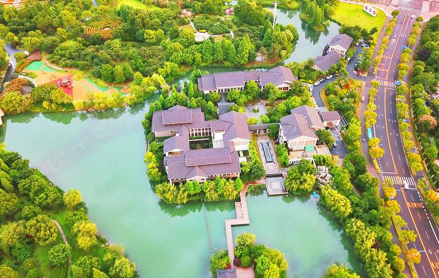 张家港金厦阳光半岛酒店
