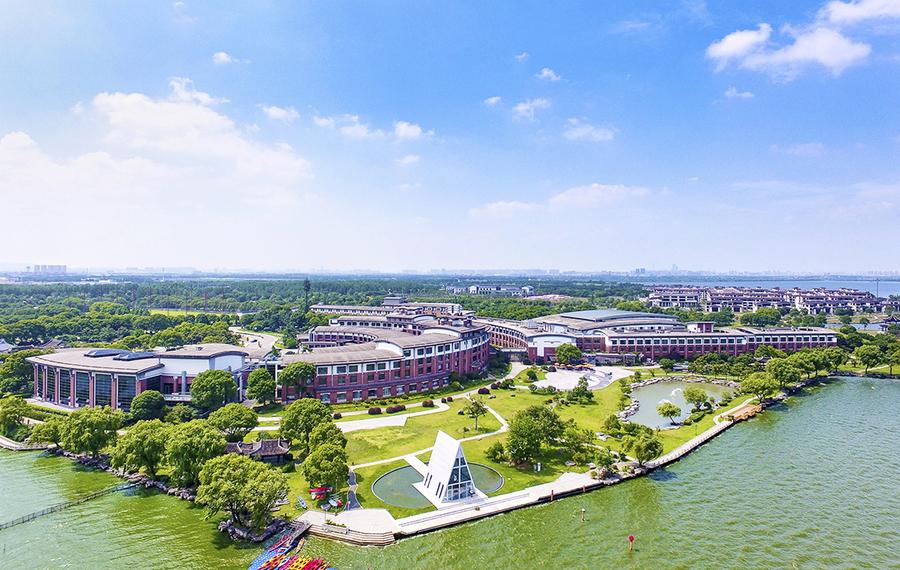 苏州同里湖大饭店