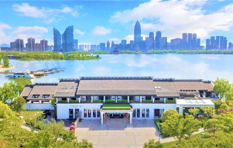 绍兴湖泮酒店