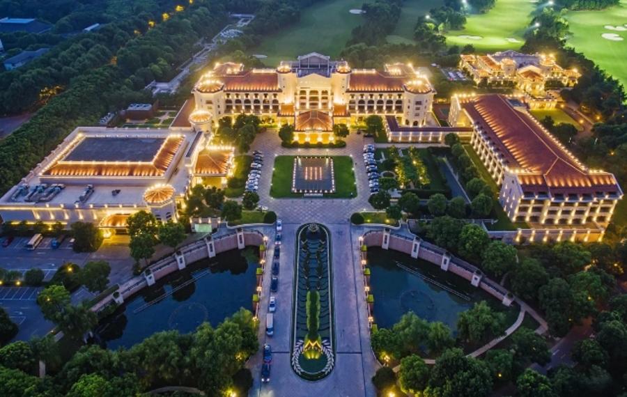 南京苏宁钟山国际高尔夫酒店