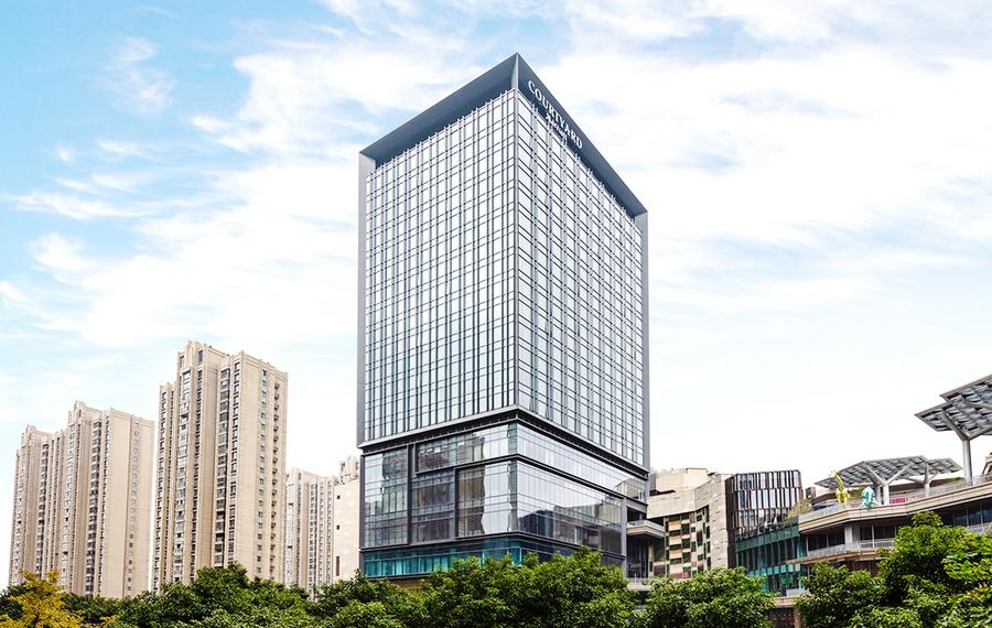 苏州合景万怡酒店