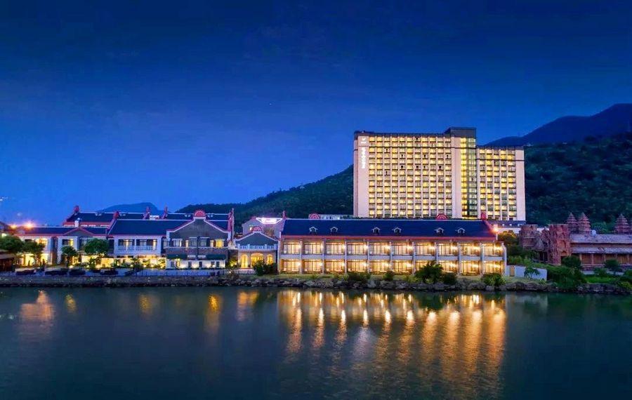 慈溪达蓬山大酒店·湖岸雅院
