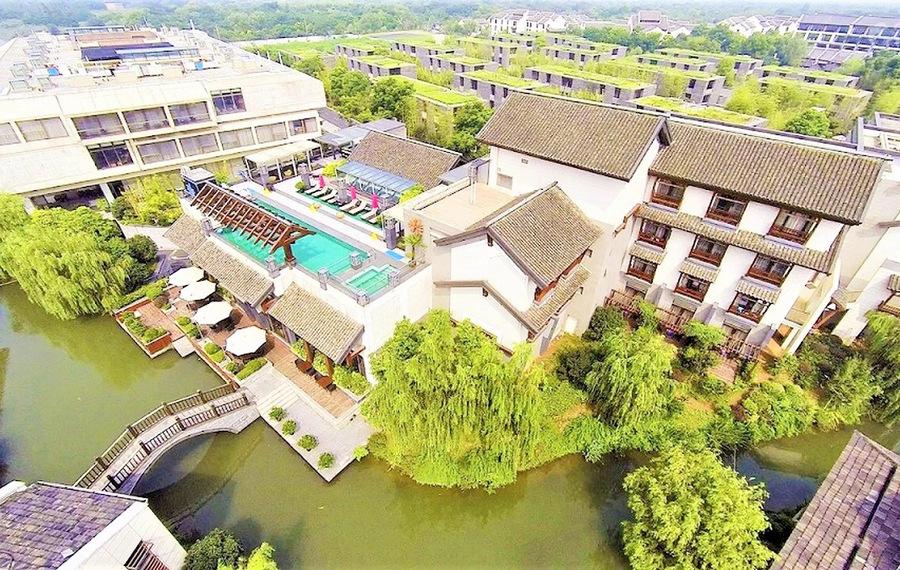 杭州西溪悦椿度假酒店