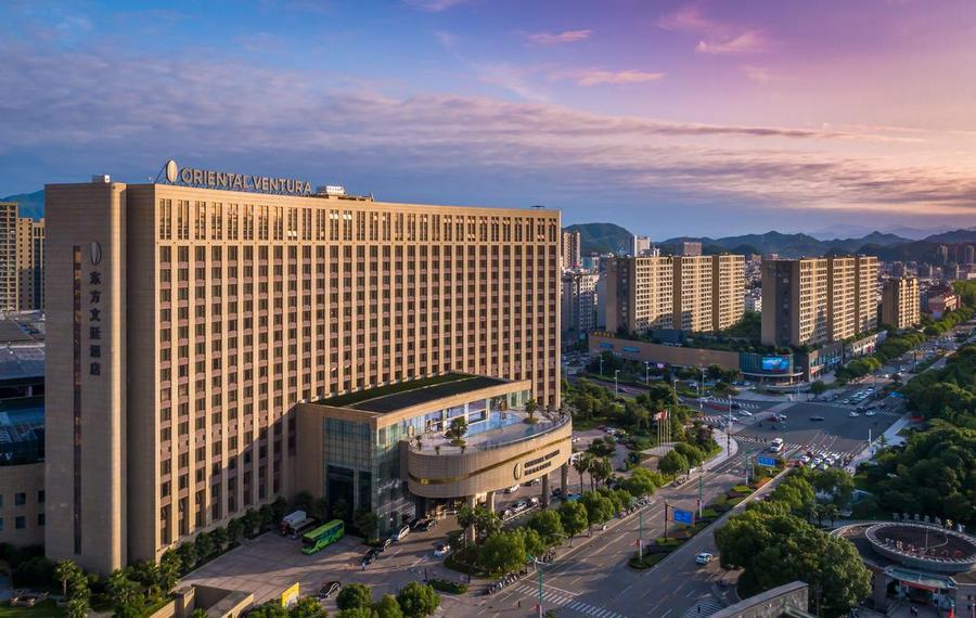丽水东方文廷酒店