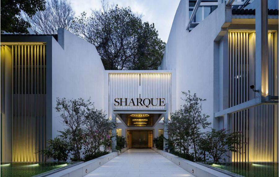 杭州SHARQUE鲨鱼酒店