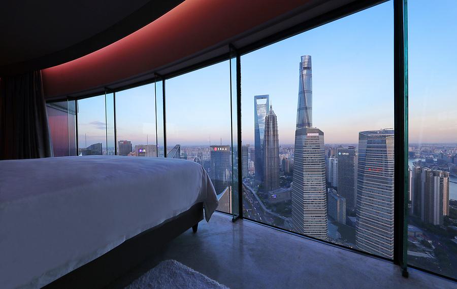 东方明珠230空中酒店