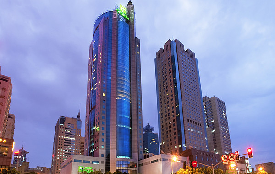 上海浦东假日酒店