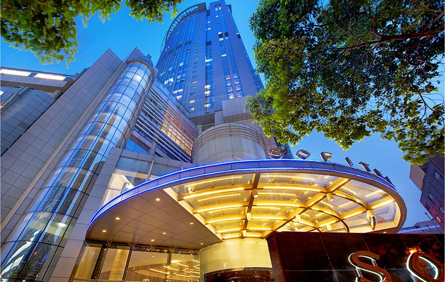南京索菲特银河大酒店