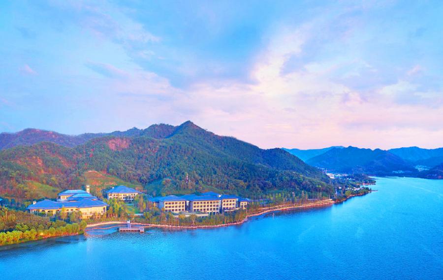 宁波钱湖宾馆