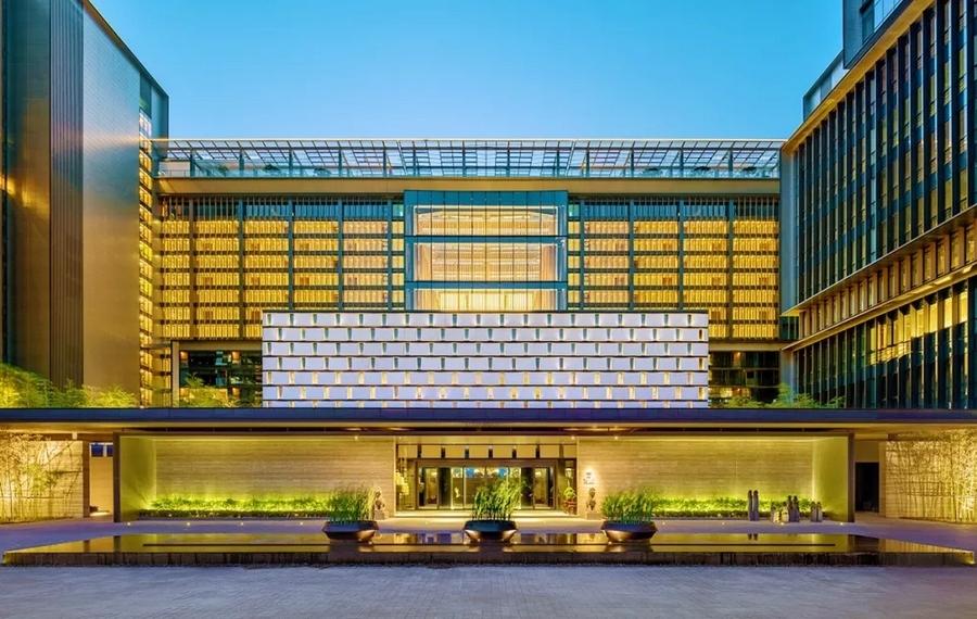 南京涵碧楼酒店