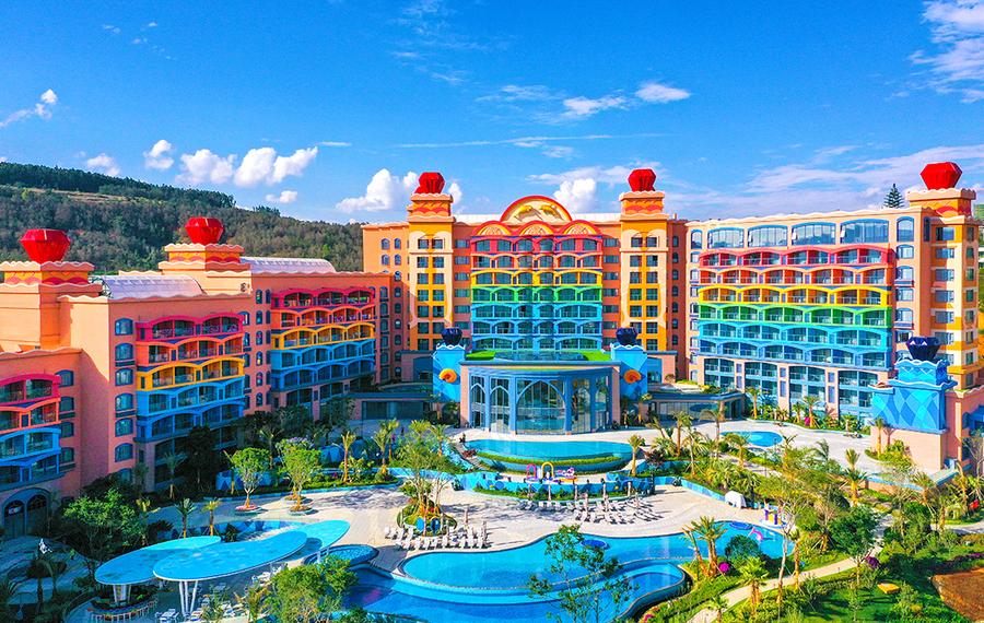 抚仙湖海豚湾酒店