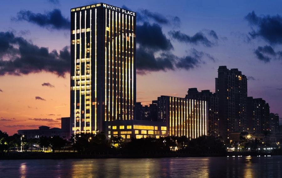 珠海金石凯悦嘉轩酒店