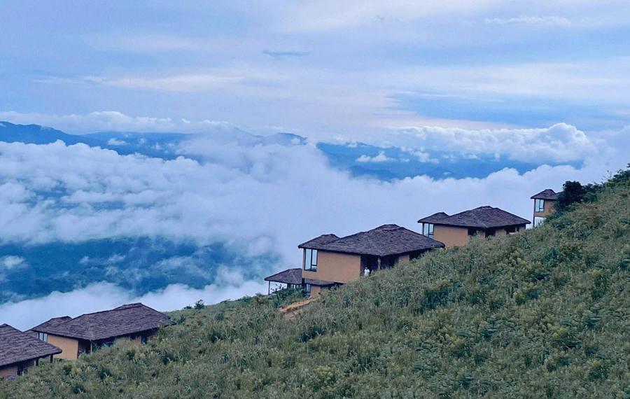 朴语野奢酒店·独山