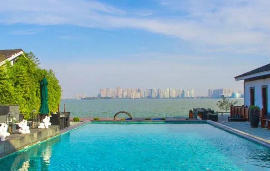 苏州金鸡湖安榭度假酒店