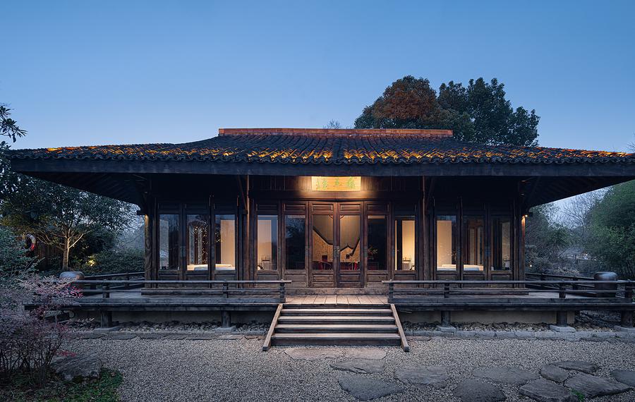 杭州所见·西溪度假酒店