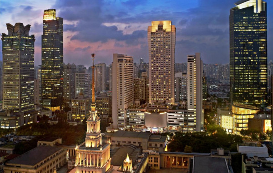 上海波特曼丽思卡尔顿酒店