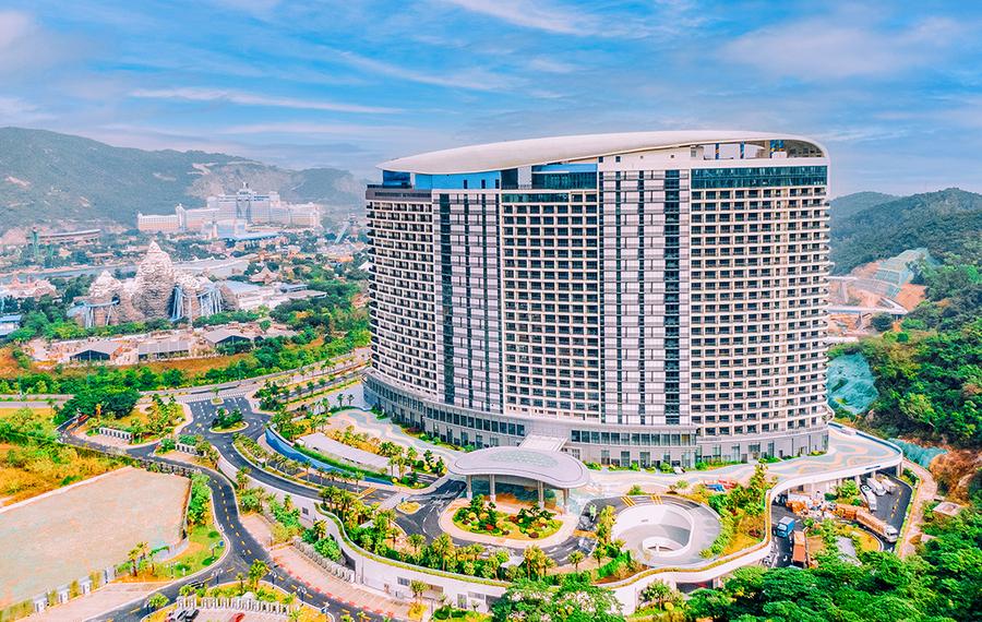 珠海长隆海洋科学酒店