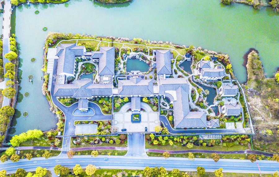 德清升华·湖畔度假酒店