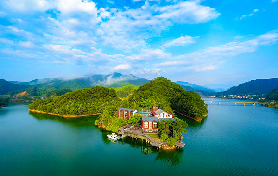 千岛湖雅谷风林度假酒店
