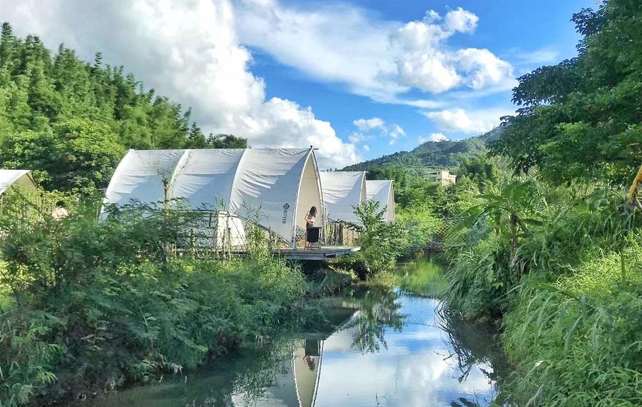 龙门风之谷营地民宿