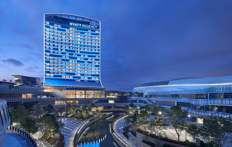 珠海横琴凯悦酒店