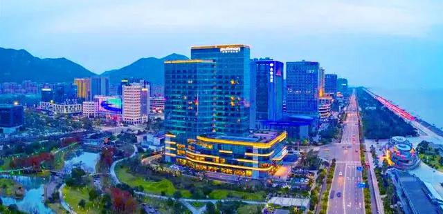 舟山三盛鉑爾曼大酒店