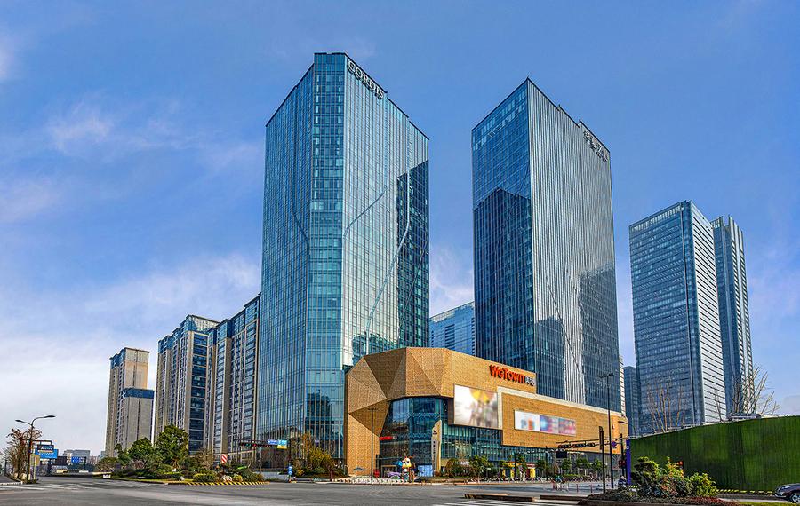 杭州科技城康得思酒店