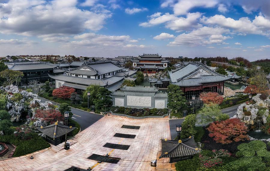 上海皇廷花园酒店