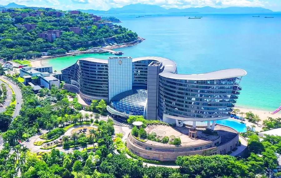 深圳大梅沙京基洲际度假酒店