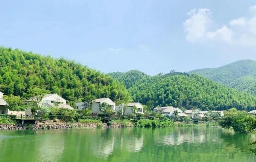 安吉景悦水岸度假酒店