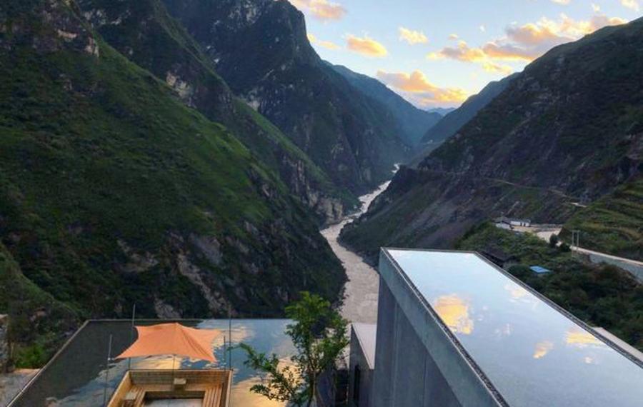 香格里拉秘境半山酒店
