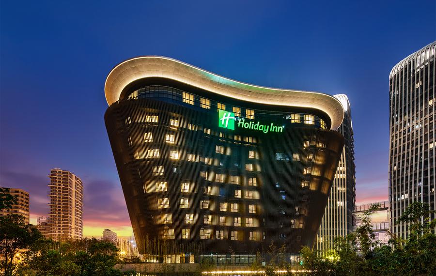 南京喜玛拉雅假日酒店