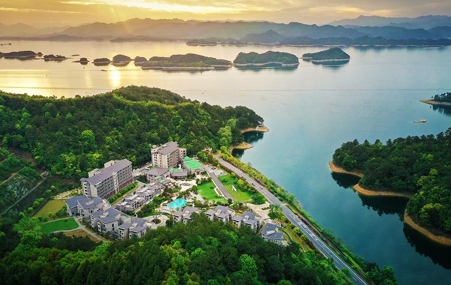 千岛湖品湖度假酒店