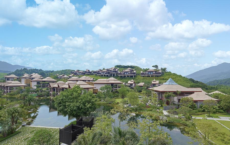 广州都喜泰丽温泉度假酒店