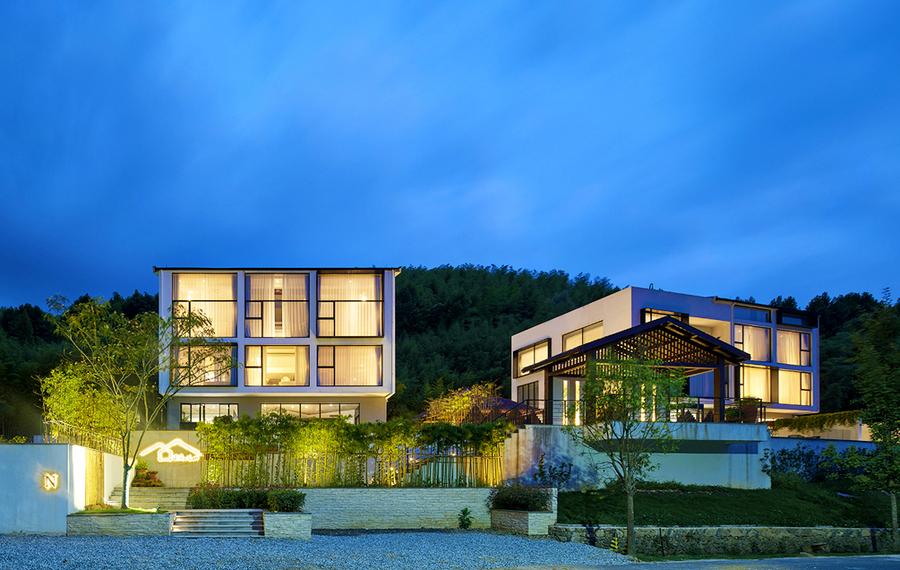 莫干山璞域·近山精品度假酒店