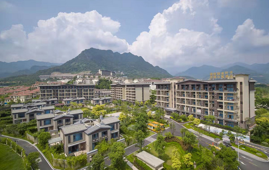 广州碧桂园金叶子田园公寓酒店
