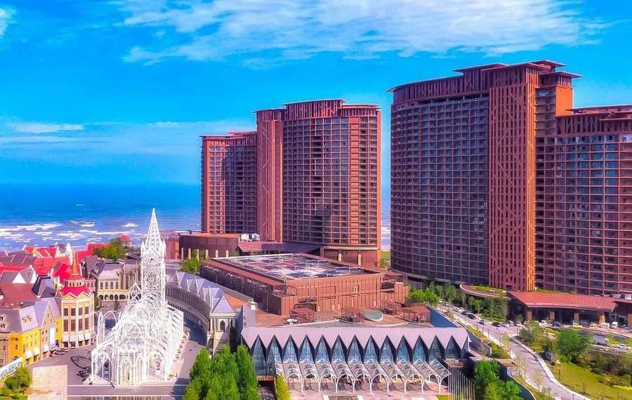 青岛红树林度假世界(珊瑚酒店)