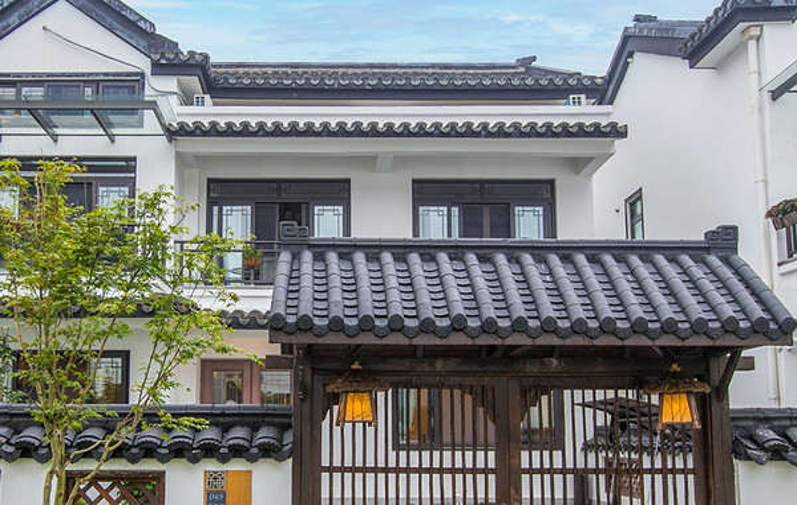 上海悦·乡居民宿