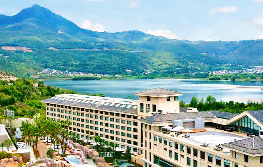 丽江晶玺希尔顿酒店