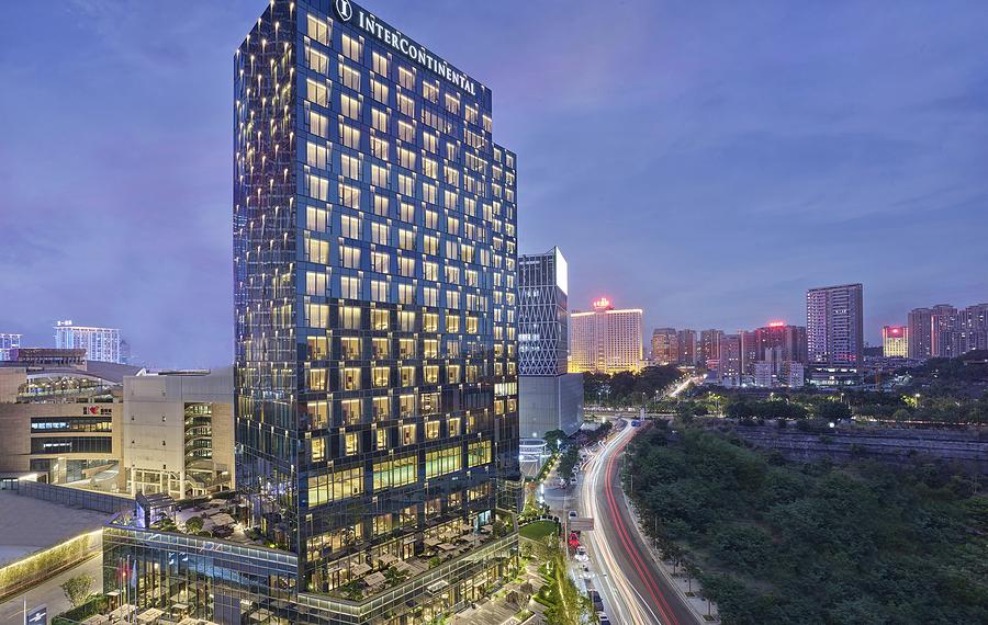 东莞洲际酒店