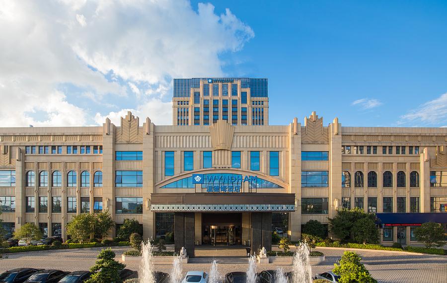 杭州英冠温德姆酒店