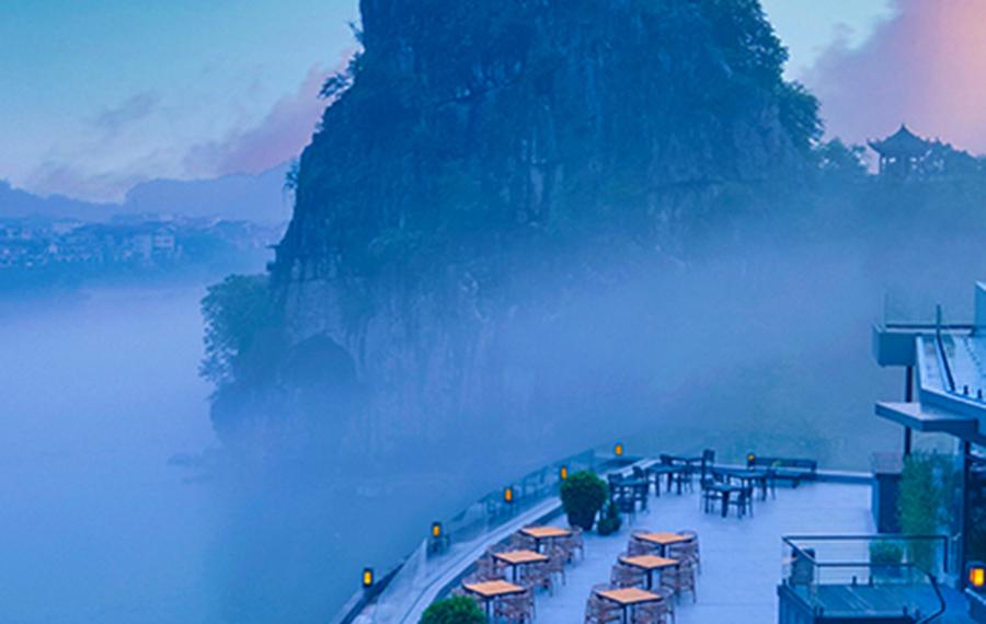 桂林诗与远方漓江院子