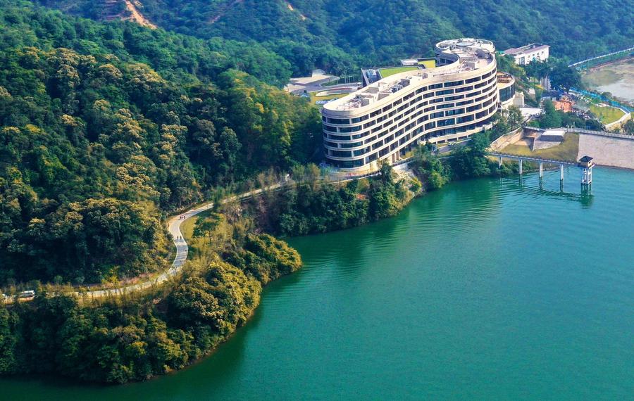 广州黄埔君澜酒店