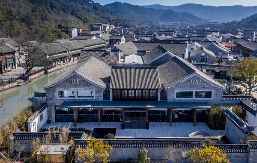 宁波东钱湖JUN酒店