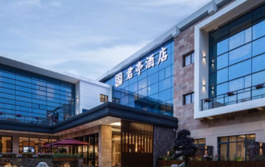 上海徐汇同文君亭酒店