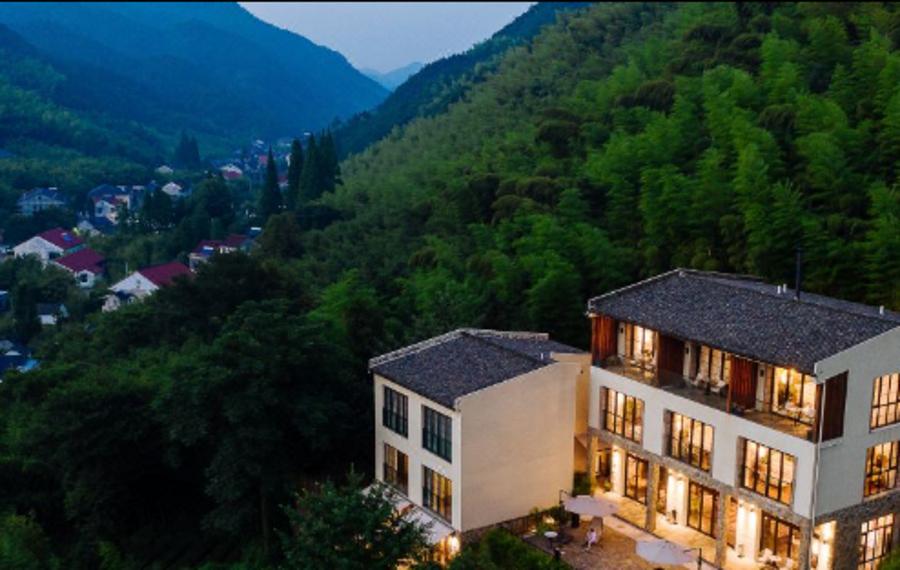 宿里·莫干山花园温泉度假酒店