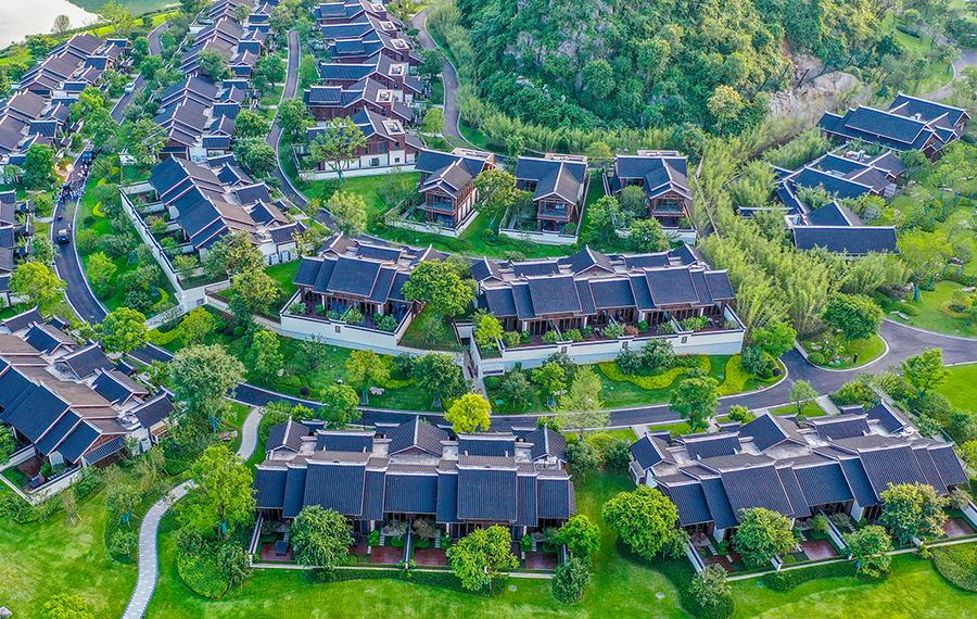 桂林融创万达文华酒店