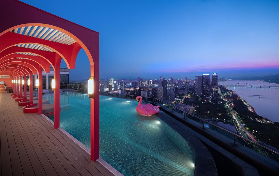 杭州诗莉莉漫戈塔·天池酒店